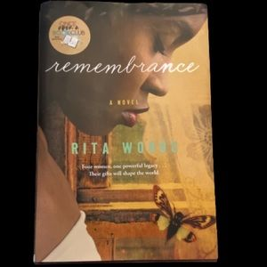 Fiction novel - Remembrance by Rita Woods